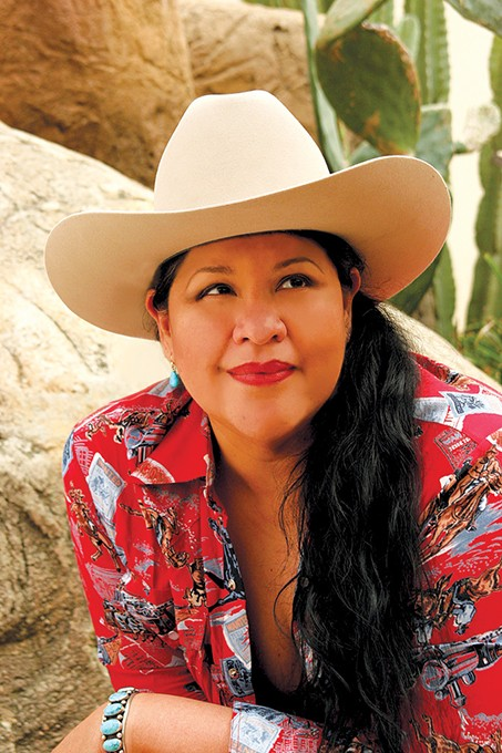 Arigon Starr wrote Round Dance, which is being staged at Native American New Play Festival. - MARIA VENTURA / PROVIDED