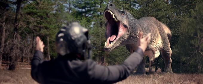 The Jurassic Games - DEADCENTER / PROVIDED