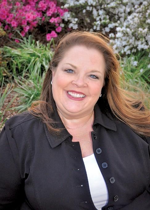 OKC Pride president Lori Honeycutt first began volunteering with the organization in 2014. - PROVIDED