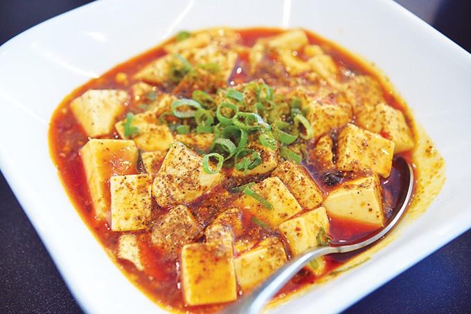 Mapo tofu - JACOB THREADGILL