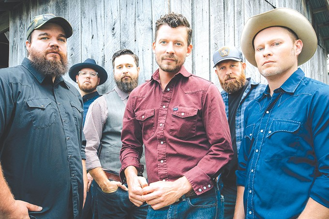 Turnpike Troubadors - DAVID MCCLISTER / PROVIDED