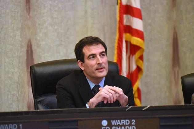 Ward 2 councilman Ed Shadid is pushing for more transparency in Oklahoma City Council's economic development decisions. - GAZETTE / FILE