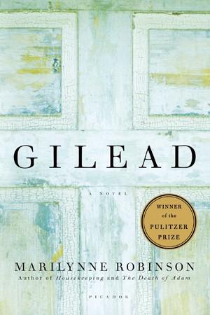 Gilead by Marilynne Robinson - PROVIDED