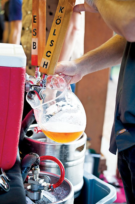 ZOObrew features beer, food and music and raises funds for Oklahoma Zoological Society. - OKLAHOMA ZOOLOGICAL SOCIETY / PROVIDED