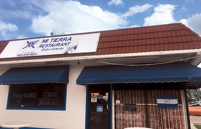 Mi Tierra is located at 3043 NW 16th St. - JACOB THREADGILL