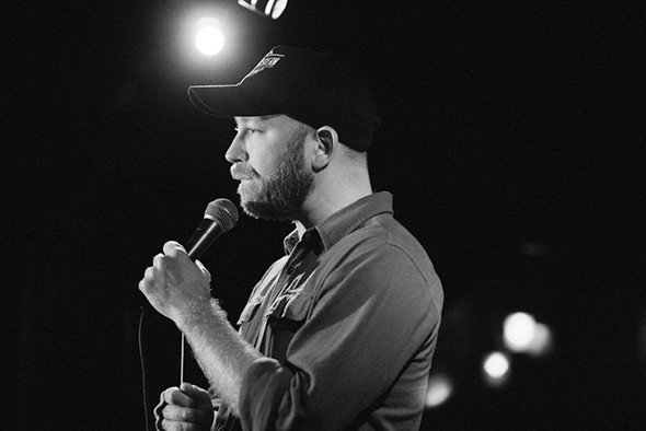 Kyle Kinane returns to OKC with an Sunday show at The Paramount OKC. - MANDEE JOHNSON / WIKIPEDIA COMMONS / PROVIDED