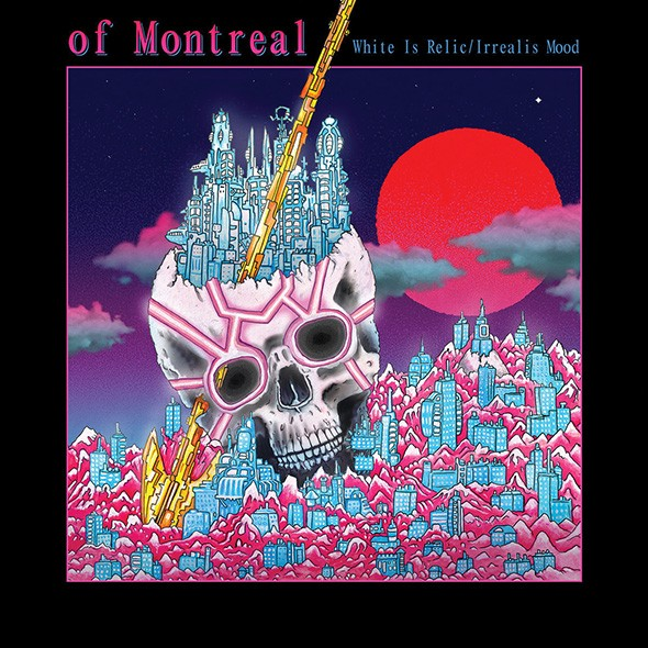 White is Relic / Irrealis Mood by of Montreal - PROVIDED