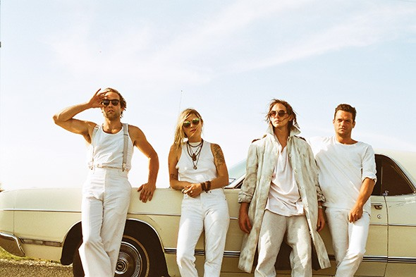 Broncho plays Nov. 21 at The Jones - Assembly, 901 W. Sheridan Ave. - POONEH GHANA / PROVIDED
