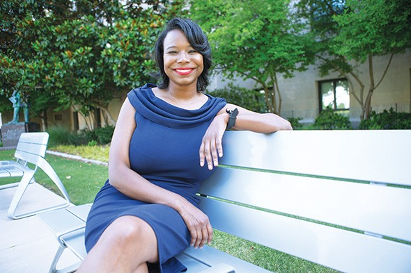 Nikki Nice is Oklahoma City's newest city - council member for Ward 7. - PROVIDED