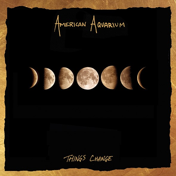 Things Change, recorded in Tulsa's 3CG studios with an almost entirely new band lineup, was released in June. - PROVIDED