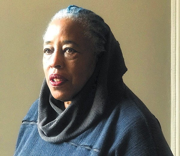 Mildred Howard, named Westheimer Distinguished Visiting Artist Chair by University of Oklahoma, will speak 7 p.m. Thursday at the opening of an exhibition at the university's Fred Jones Jr. Museum of Art. - CHESTER HIGGINS / PROVIDED
