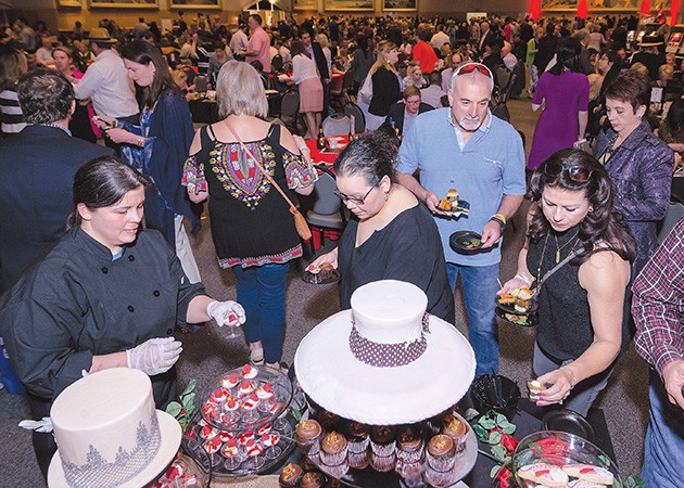 Regional Food Bank of Oklahoma's annual Chef's Feast raises operating funds for the organization's Food for Kids programs. - REGIONAL FOOD BANK OF OKLAHOMA / PROVIDED