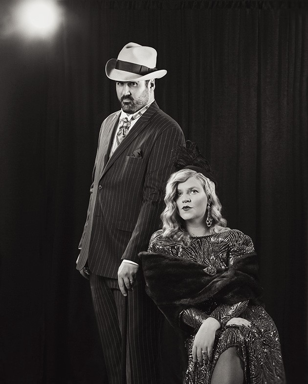 Norman Arts Council's ONE event this year celebrates the Roaring Twenties. - SHEVAUN WILLIAMS / PROVIDED