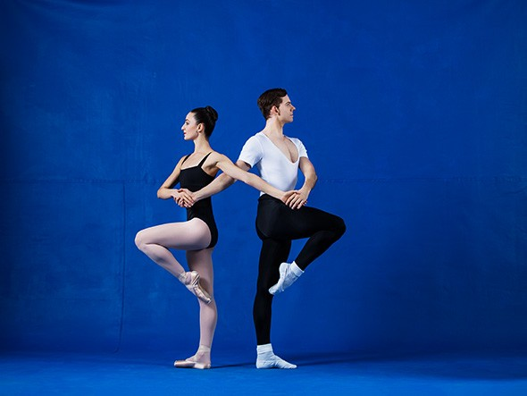Visionaries features Robert Joffrey's Pas de Déesses, George Balanchine's The Four Temperaments and a new work by Barcelona-based choreographer Cayetano Soto Ramirez. - SHEVAUN WILLIAMS / PROVIDED