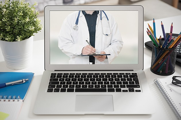 Telemedicine can offer patients more flexibility when obtaining medicinal cannabis licenses. - BIGSTOCK.COM