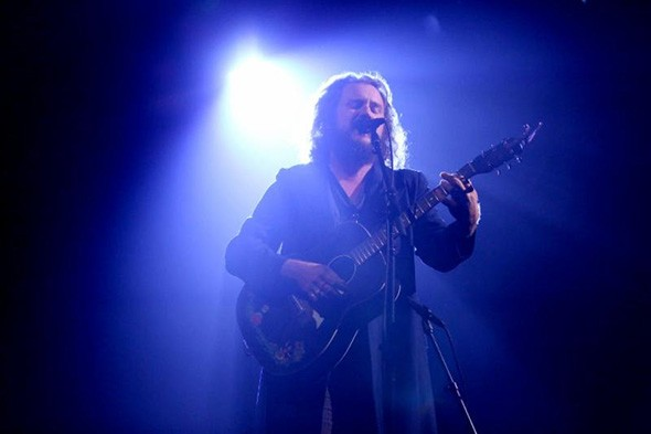 Jim James plays May 12 at Tower Theatre. - ANDREW LIPOVSKY/PROVIDED