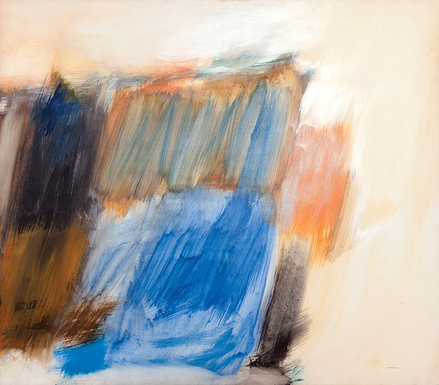 "Ida Kohlmeyer's ""Transverse"" - OKLAHOMA CITY MUSEUM OF ART / PROVIDED"