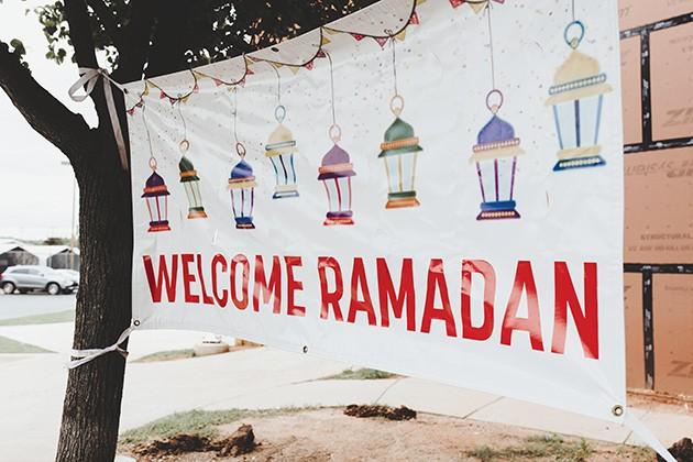 Ramadan this year began at sunset May 5 and lasts through sundown June 4. - ALEXA ACE