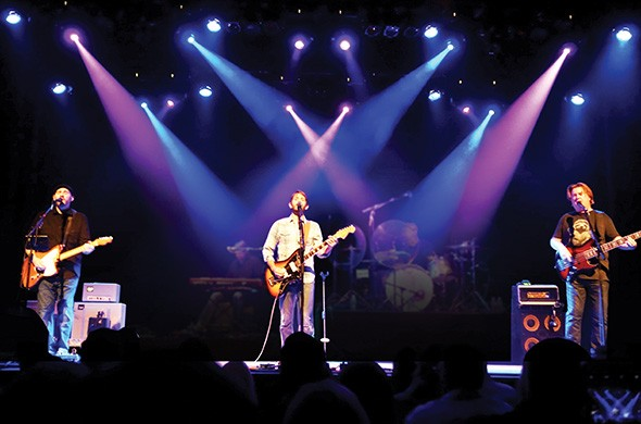 Toad the Wet Sprocket plays June 9 - at Tower Theatre. - PROVIDED