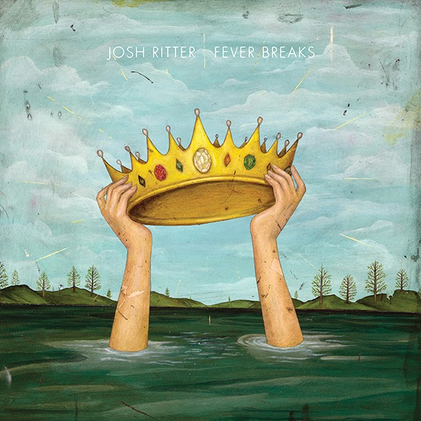 Fever Breaks, Ritter's 10th album, was released in April. - PROVIDED