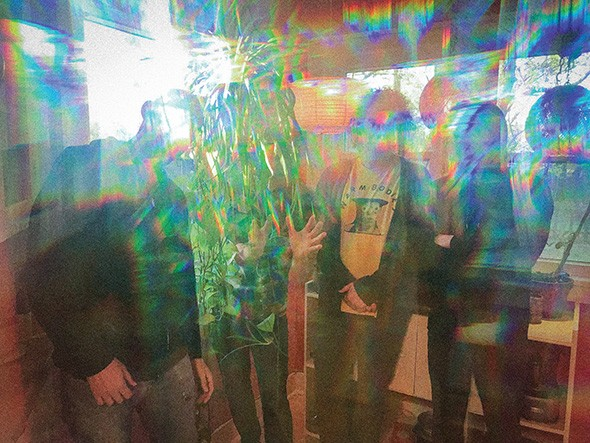 Chat Pile plays its first live show July 11 at 89th Street – OKC. - PROVIDED
