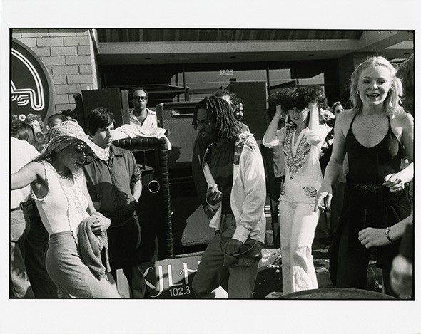 """Santa Monica, California"" by Garry Winogrand - OKLAHOMA CITY MUSEUM OF ART / PROVIDED"