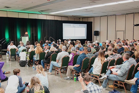 CannaCon includes four seminars by industry experts. - PROVIDED
