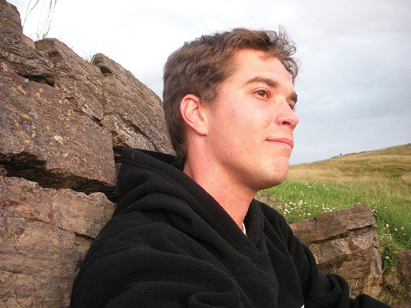 Jeff Provine leads haunted tours in Norman, Oklahoma City and Guthrie. - PROVIDED