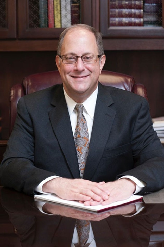 Oklahoma County Judge Don Andrews issued a temporary injunction on an Oklahoma law requiring medical abortion providers to tell patients that the procedure is reversible. - GAZETTE / FILE