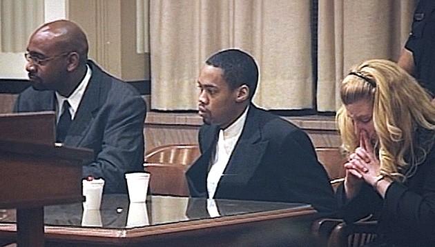 Julius Jones's case was featured in the ABC docu-series The Last Defense. - DISNEY ABC PRESS / PROVIDED