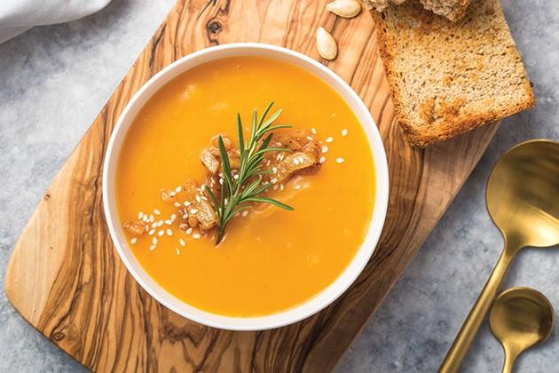 Butternut squash soup - BIGSTOCK.COM