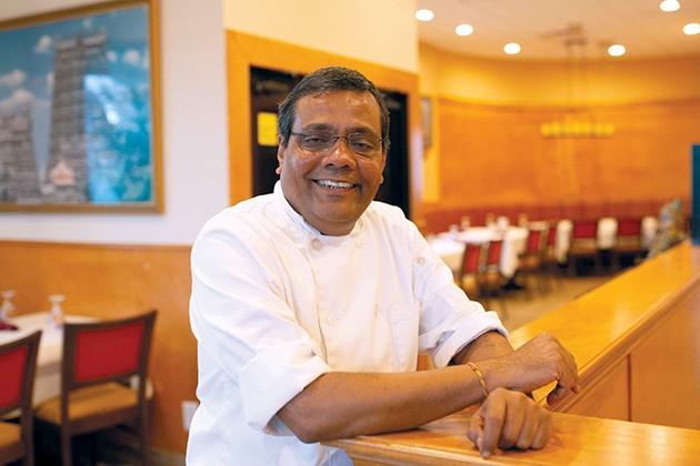 Viral Mehta owns Gopuram: Taste of India. - ALEXA ACE