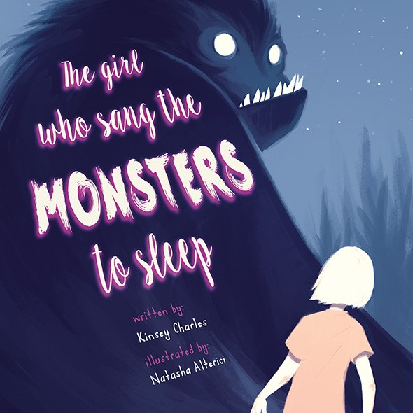 The Girl Who Sang the Monsters to Sleep was published in November by Literati Press. - LITERATI PRESS / PROVIDED