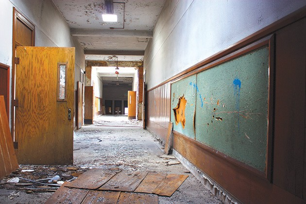 In the future, Abandoned Oklahoma would like to focus some of its coverage on buildings like Page Woodson that have been saved and restored for reuse. - DAVID LINDE / ABANDONED OKLAHOMA / PROVIDED