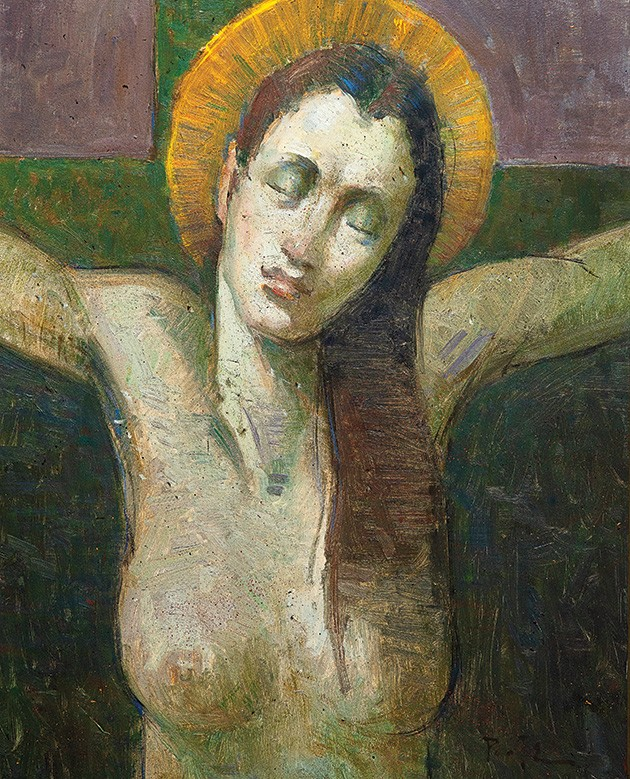 """""""Female Icon"""" by O. Gail Poole - PROVIDED"""