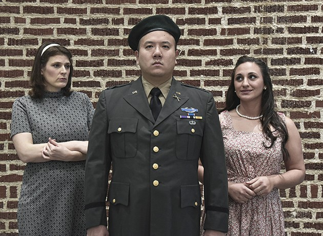 Painted Sky Opera presents Tom Cipullo's Glory Denied 7:30 p.m. Jan. 31, 2 p.m. Feb. 2 and 7:30 p.m. Feb. 7 in Freede Little Theatre at Civic Center Music Hall. - PROVIDED