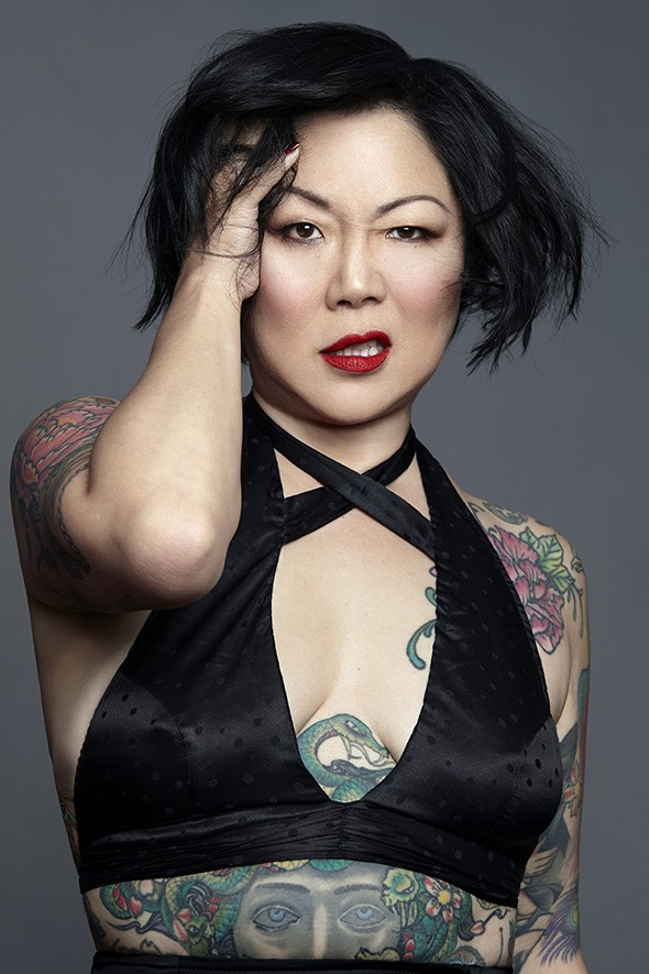 Margaret Cho performs 7:30 and 10: 30 p.m. March 13-14 at Bricktown Comedy Club, 409 E. California Ave. - ALBERT SANCHEZ / PROVIDED