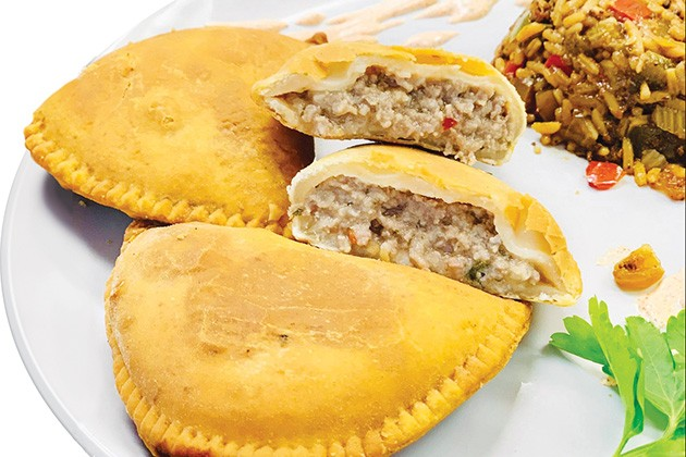 The Natchitoches Meat Pie is a Louisiana version of an empanada. - PROVIDED