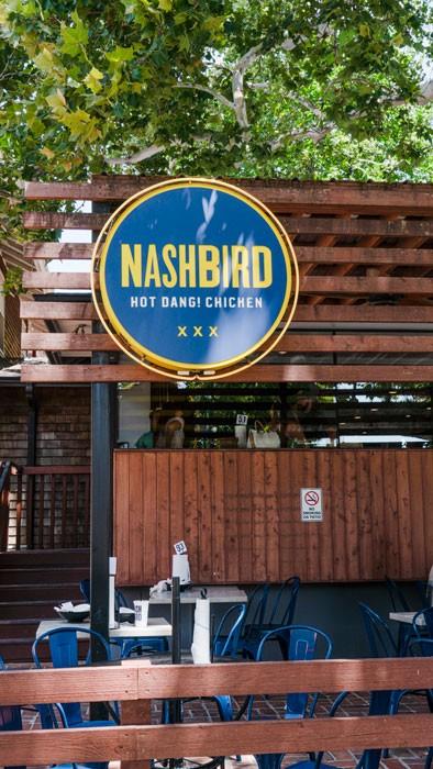 Nashbird - PHILLIP DANNER