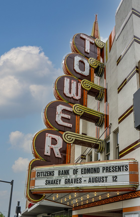 Tower Theatre's first full-capacity concert post-pandemic will be August 12. - PHIL DANNER
