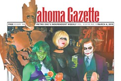 Cover Story Teaser: Underground Monster Carnival attacks OKC this weekend