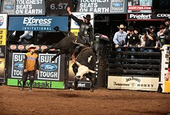 Professional Bull Riders' Built Ford Tough Series is back for the Express Employment Professionals Classic in Tulsa.