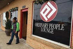 Ordinary People Lounge provides performance space for local creatives