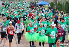 Run Lucky 5K to raise funds for cancer research