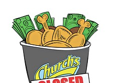 Chicken-Fried News: To Church's