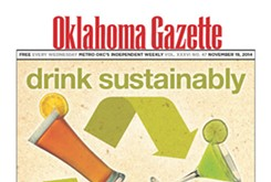 Cover story: Drink sustainably! Get tipsy without stumbling over Mother Nature