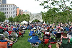 Sunday Twilight Concert Series offers family-friendly music event