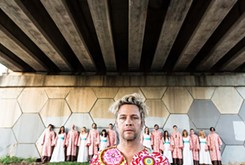 As a 17-piece pop collective, more is more for The Polyphonic Spree