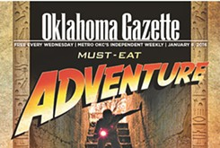 Cover Teaser: Must-eat adventure! Discover OKC's destination dishes