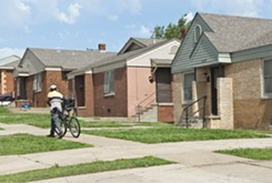 Housing Authority fills gaps for city's poor